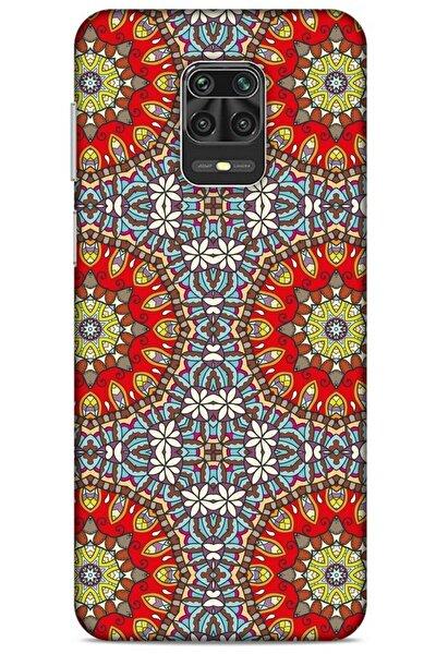 Ethnic Culture (6) Xiaomi Redmi Note 9s Kılıf Silikon Kapak Desenli