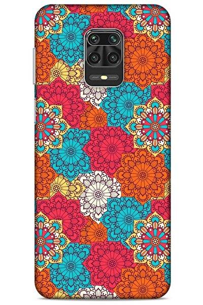 Ethnic Culture (37) Xiaomi Redmi Note 9s Kılıf Silikon Kapak Desenli
