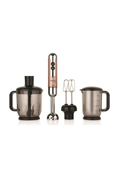 Mia Mega Rose Gold Blender Set A447-09