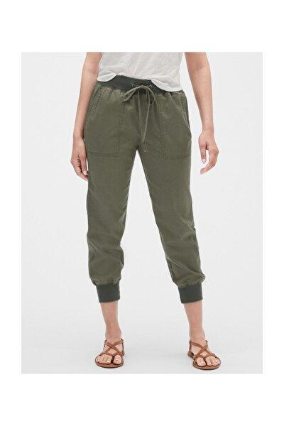 Kadın Yeşil Jogger Pantolon
