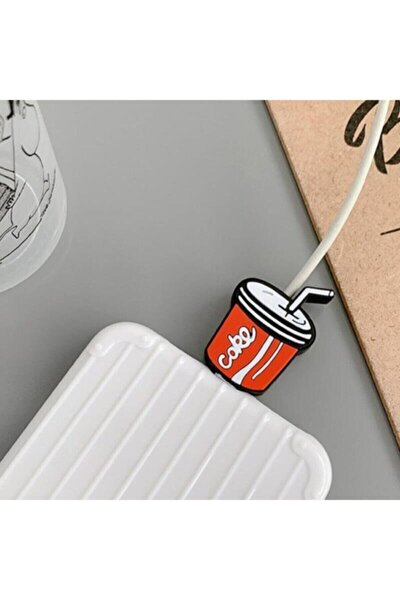 Kablo Koruyucu Sevimli Coke