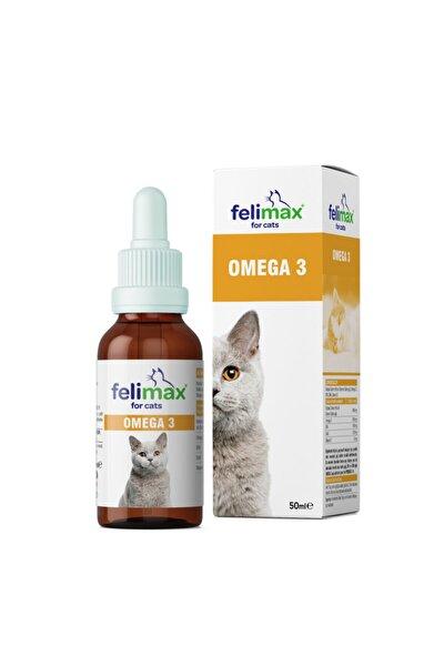 Felimax Kediler Için Omega 3 Desteği 50 Ml