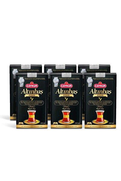 Altınbaş Çay 500 gr - 6 Adet