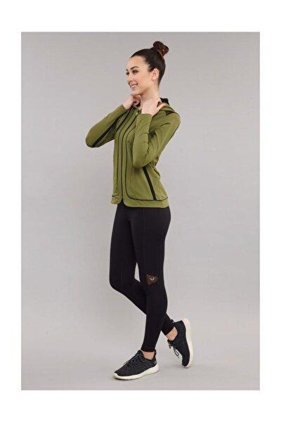 Kadın Yeşil Eşofman Takımı Ew-3108