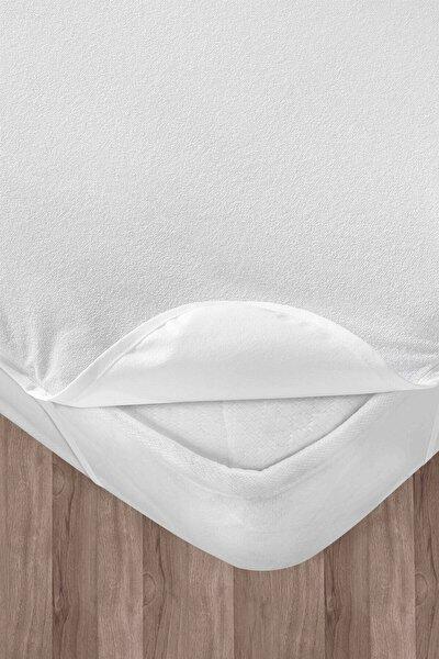Çift Kişilik Sıvı Geçirmez Yatak Alezi 150x200 cm