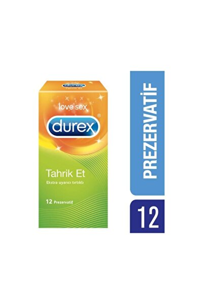 Tahrik Et 12li Prezervatif