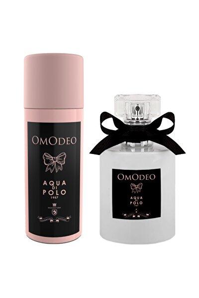 Omodeo  Edp 50 ml Kadın Parfüm Seti Stcc005201