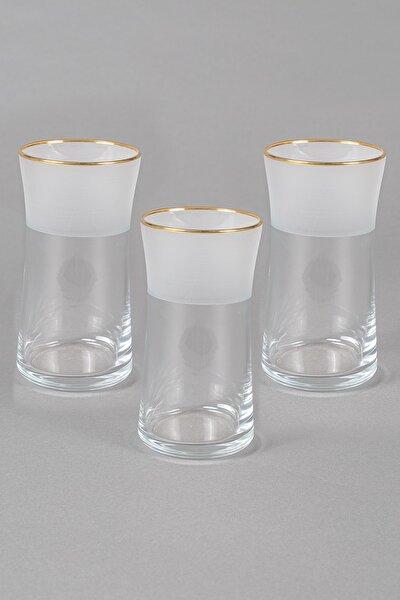Nish Modern 3 lü Meşrubat Bardağı Seti 345 Cc