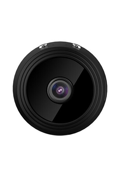 Mini 1080p Hd Ip Mini Kamera Kablosuz Wifi Gece Görüş Kamera