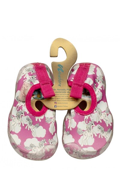 Kız Çocuk Pembe Deniz Ayakkabısı