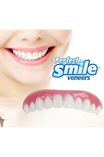 Perfect Smile Üst Diş Kaplama Diş Görünümlü Beyazlatma