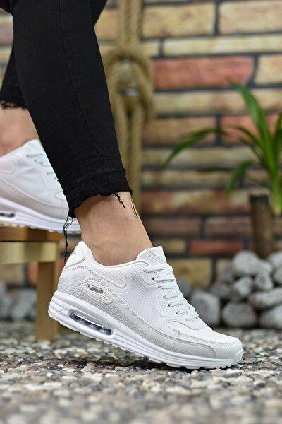 Beyaz Unisex Sneaker 00121651