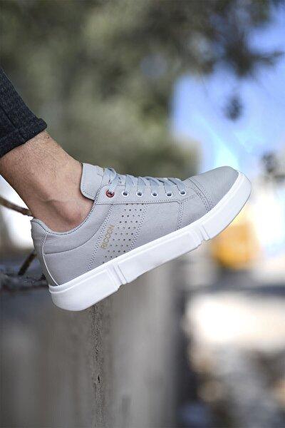 Buz Beyaz Erkek Sneaker 0012Y10