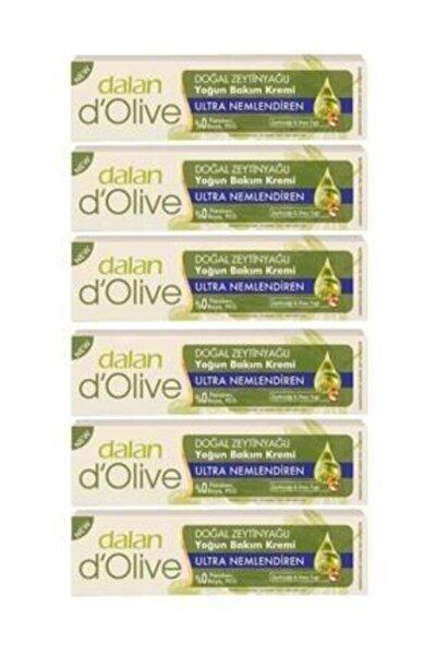 D'olive Yoğun Bakım Kremi 20 Ml 6'lı Set