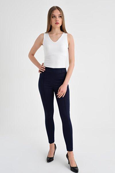 Kadın Lacivert Pantolon 40004