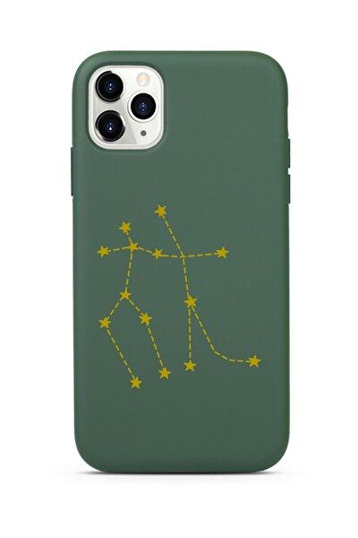 Ikizler Burcu Yıldız Haritası Tasarımlı Iphone 11 Pro Max Kılıf
