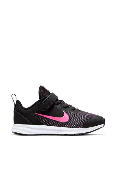Unisex Çocuk Siyah Downshıfter Spor Ayakkabı