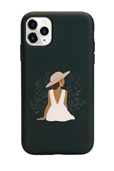 Siyah Lansman Kılıf Iphone 11 Pro