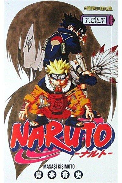 Naruto 7. Cilt: Gidilmesi Gereken Yol Masaşi Kişimoto