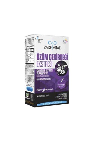 Grape Seed Extract 30 Kapsül