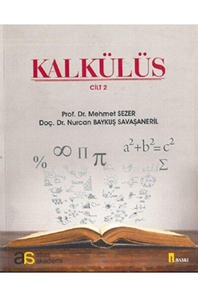 Kalkülüs Cilt 2