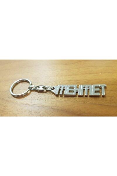 Çelik Isimli Anahtarlık - Mehmet