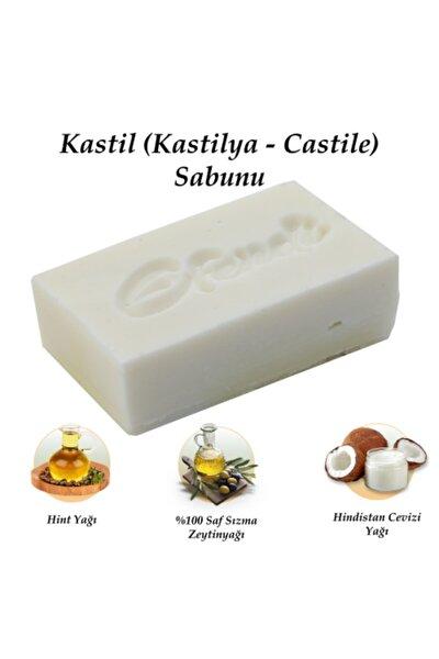 Kastil Sabunu Organik Doğal El Yapımı Katkısız Soğuk Proses Kastilya Sabunu