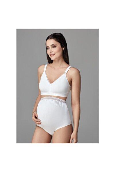 Kadın Beyaz Hamile Külot B0169258