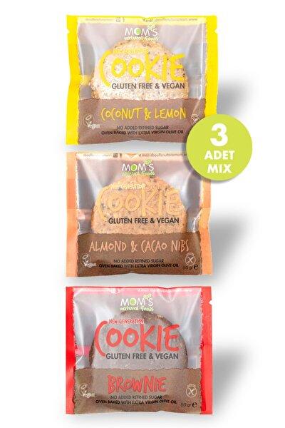 3'lü Mıx Gluten Free Cookıes