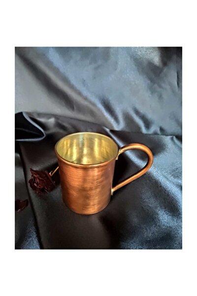 Cup Eskitme Bakır Bardak