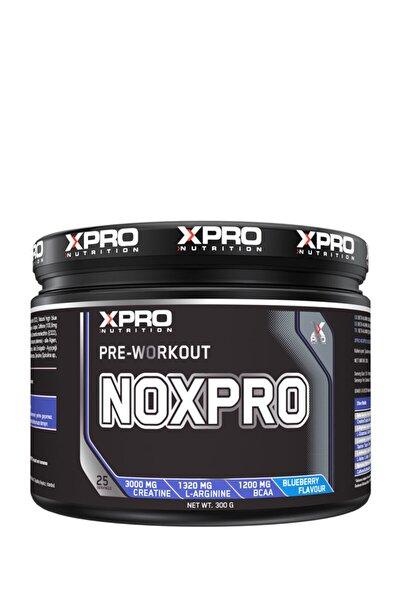 Noxpro Pre-workout 300gr - Yaban Mersini Aromalı