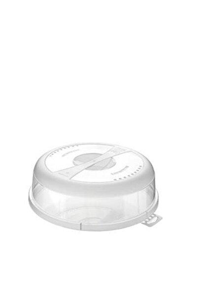 Hl02 1540 Plastik Askılı Mikrodalga Kapağı