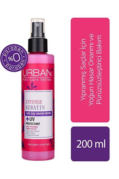 Yoğunlaştırılmış Keratin İçeren Onarıcı & Pürüzsüzleştirici Sıvı Saç Kremi 200 ml