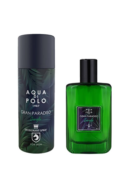 Gran Paradiso Jungle Parfüm Ve Deodorant Seti Stcc005301