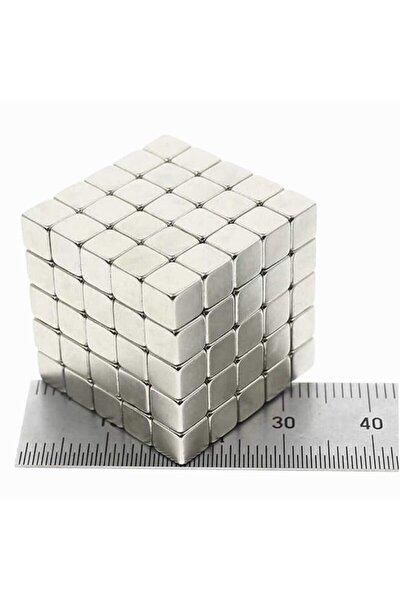 30 Adet 5x5x5 Küp Neodyum Mıknatıs - Güçlü Magnet (30'lu Paket)