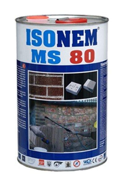 Ms 80 Doğal Görüntüyü Bozmayan Şeffaf Dış Cephe Su Yalıtımı 3,5 L