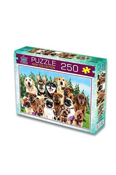 250 Parça Sevimli Köpekler Puzzle