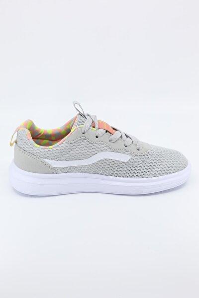 Kadın Gri Spor Ayakkabı Brett 101 20040-g 21s040brett
