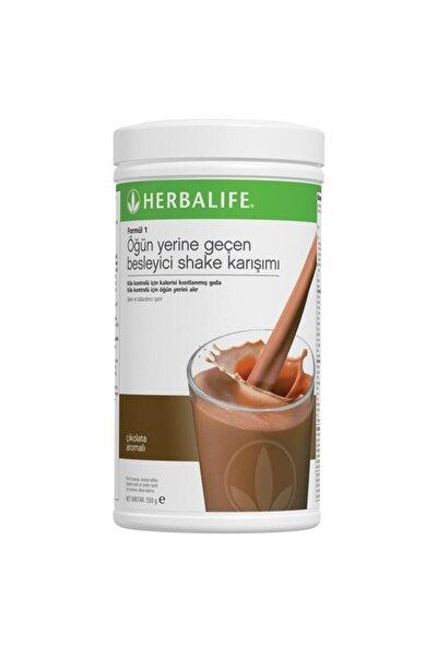 Formul 1 Besleyici Shake Karışımı Çikolata Aromalı