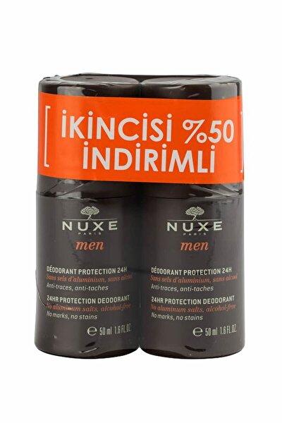 24h 2'li Erkek Deodorant 50 Ml 3264680011092