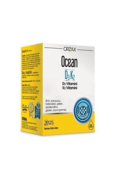 Ocean D3k2 Damla 20 Ml