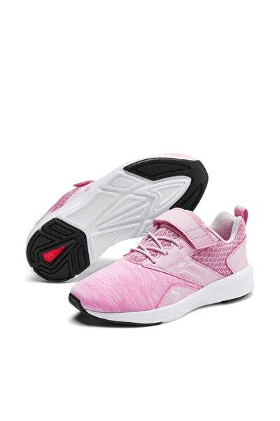 Puma Nrgy Comet V Ps Beyaz Pembe Kız Çocuk Sneaker Ayakkabı 100414566