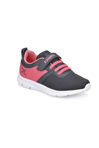 Anka Lacivert Pembe Kız Çocuk Yürüyüş Ayakkabısı 100242352