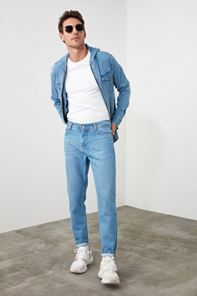 Mavi Erkek Relax Fit Jeans TMNSS20JE0519