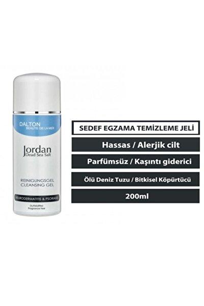 Jordan Dead Sea Salt Atopik Dermatit Sedef Egzama Temizleme Jeli