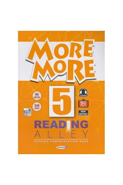 Kurmay More And More 5. Sınıf Reading Alley