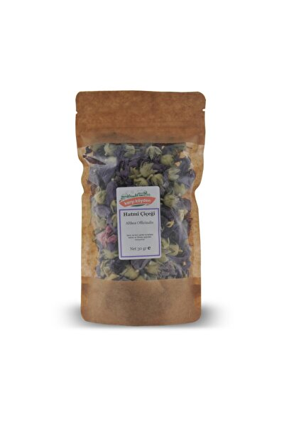 Hatmi Çiçeği (althea Officinalis) - (30gr - Kilitli Doypack)