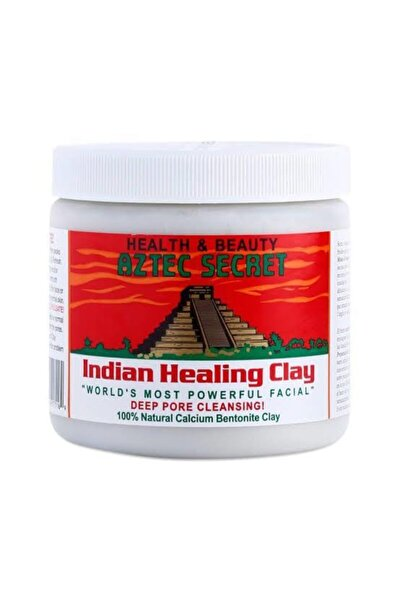 Indian Healing Clay Kil Maskesi 454 Gr