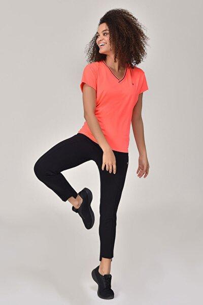 Kadın Pembe T-Shirt GS-8029