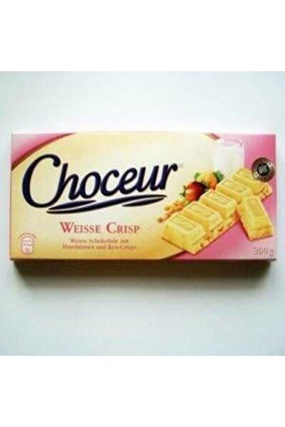 Weisse Crisp 200 gr - Fındıklı Beyaz Çikolata